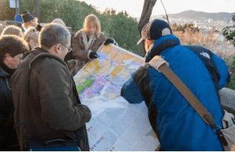 Ruta por el Montjuïc secreto y misterioso